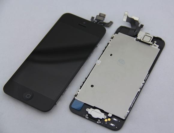 замена макрицы на iphone 5s